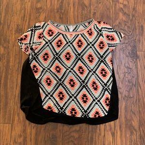 Women's Exhilaration Flowy Shirt
